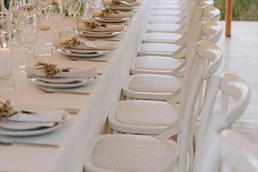 LB Event Collective - Hire Chairs